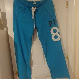Pink sweatpants size M